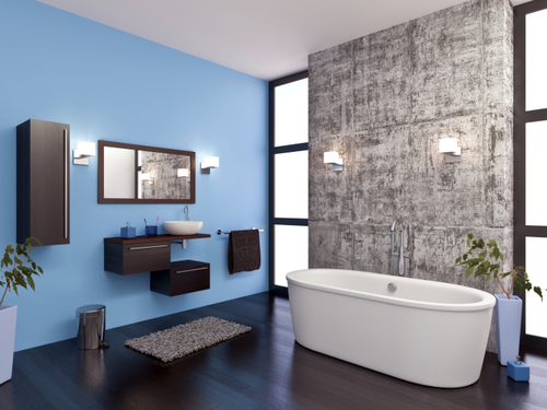 comment poser une baignoire. Black Bedroom Furniture Sets. Home Design Ideas