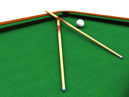 Comment entretenir une queue de billard - Comment fabriquer une table de billard ...