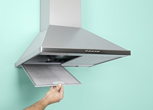 Comment installer une hotte de cuisine - Installation hotte aspirante ...