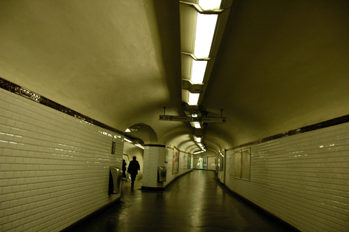 Comment poser un carrelage m tro for Carrelage metro argent