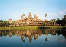 Se rendre au Cambodge