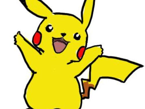 Comment Dessine T On Pikachu