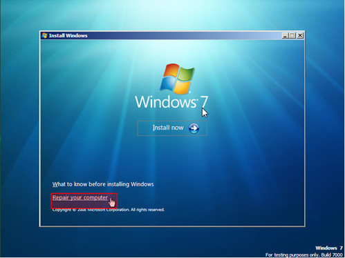 Comment installer Windows 7 sur un disque virtuel VHD (Virtual Hard Disk) ?