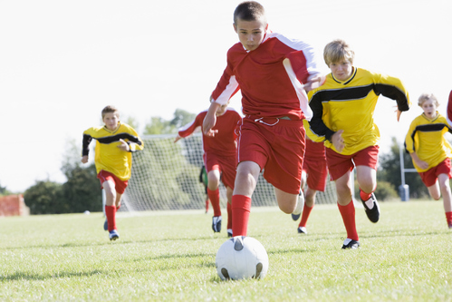 Comment faire une virgule au football ?